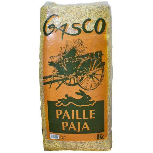 Litière pour poule paille Gasco
